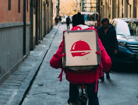 The Best Pizza Delivery